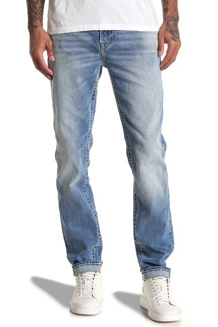 Image of True Religion Rocco Flap Pocket Slim Jeans