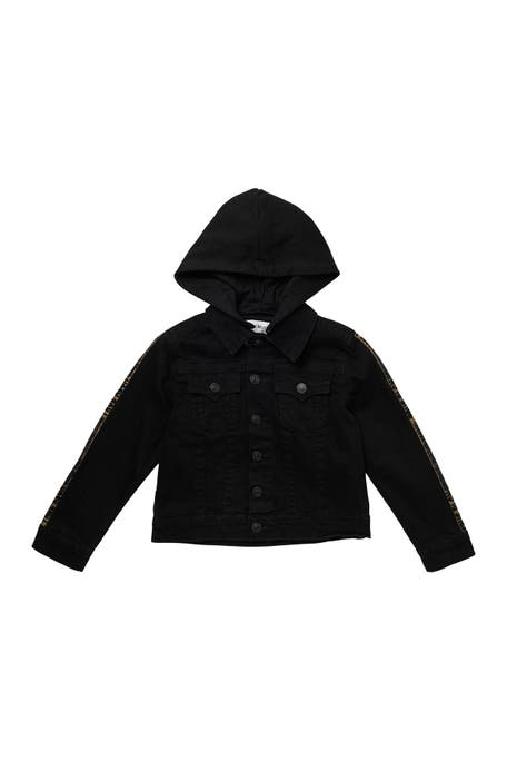 True Religion - Dneim Logo Hooded Jacket