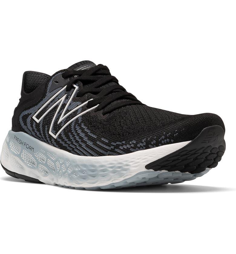 NEW BALANCE 1080v10 Running Shoe, Main, color, BLACK MESH