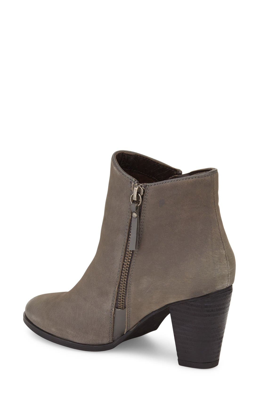 ,                             Maddock Block Heel Bootie,                             Alternate thumbnail 2, color,                             030