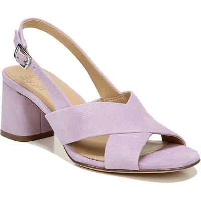 Naturalizer Azalea Slingback Sandal- Purple