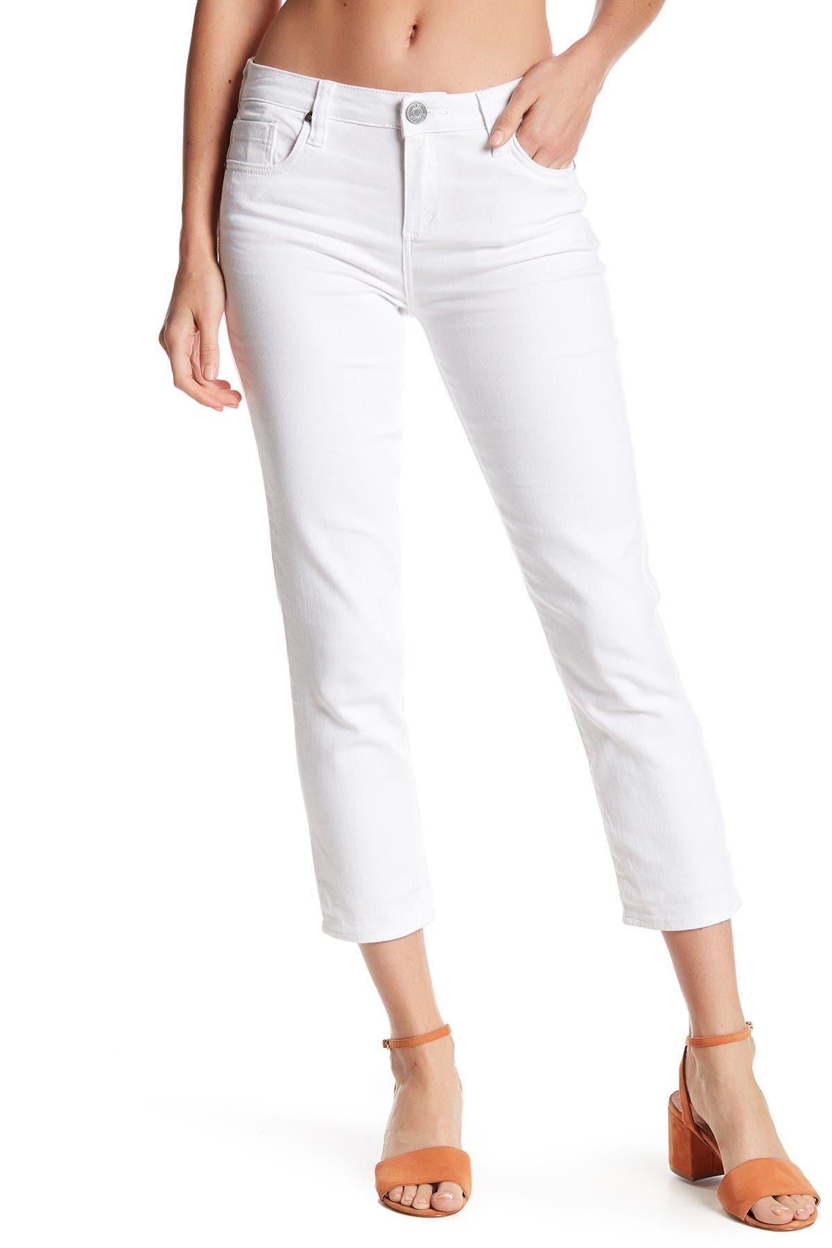 Image of KUT from the Kloth Bardot Skinny Boyfriend Jeans