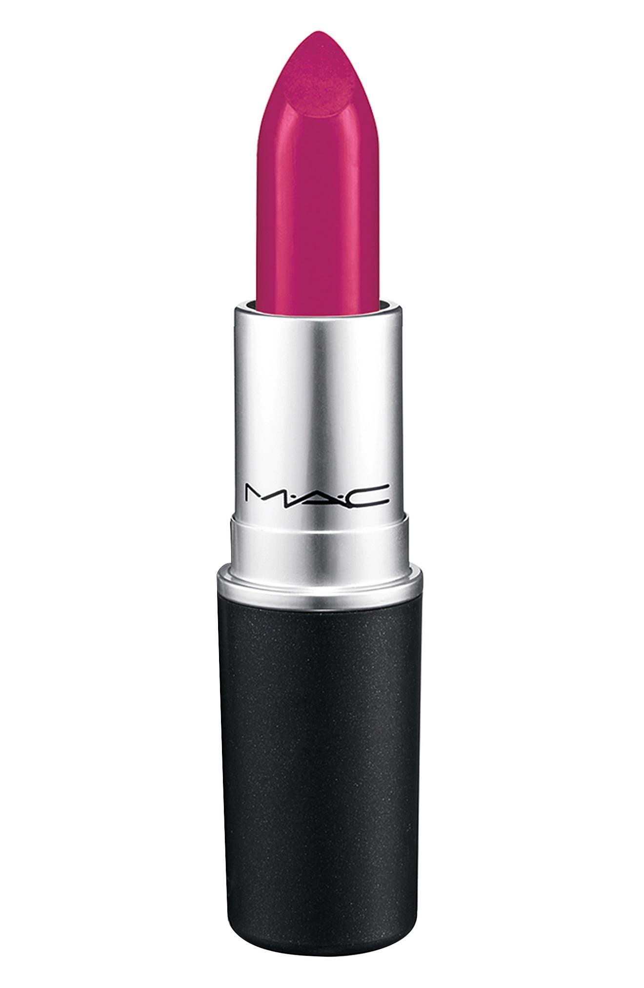 ,                             MAC Strip Down Nude Lipstick,                             Main thumbnail 142, color,                             194
