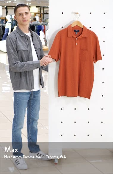 Slub Pocket Polo, sales video thumbnail