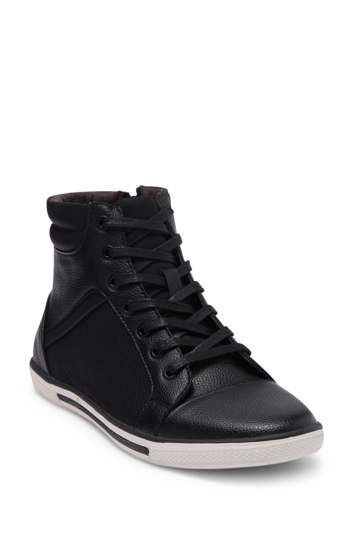 Image of Unlisted, A Kenneth Cole Production Crown Worthy High-Top Sneaker