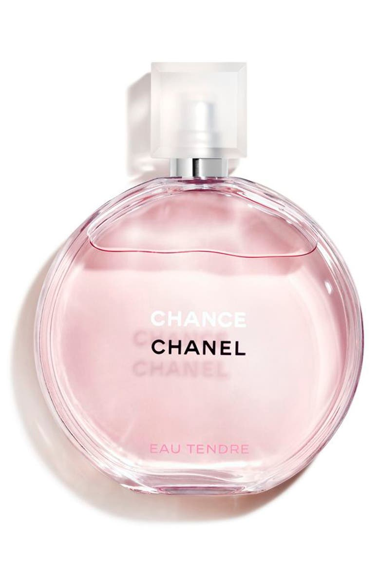 CHANEL CHANCE EAU TENDRE <br />Eau de Toilette Spray, Main, color, NO COLOR