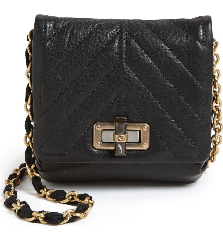 86de1825d Lanvin 'Happy - Mini' Leather Crossbody Bag | Nordstrom