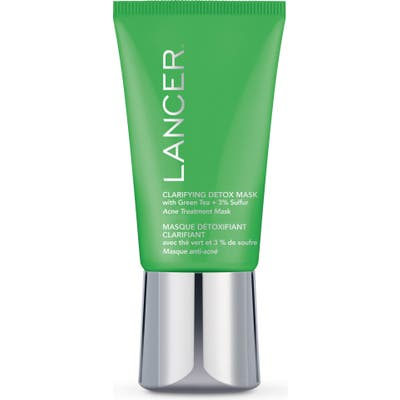 Lancer Skincare Clarifying Detox Mask With Green Tea