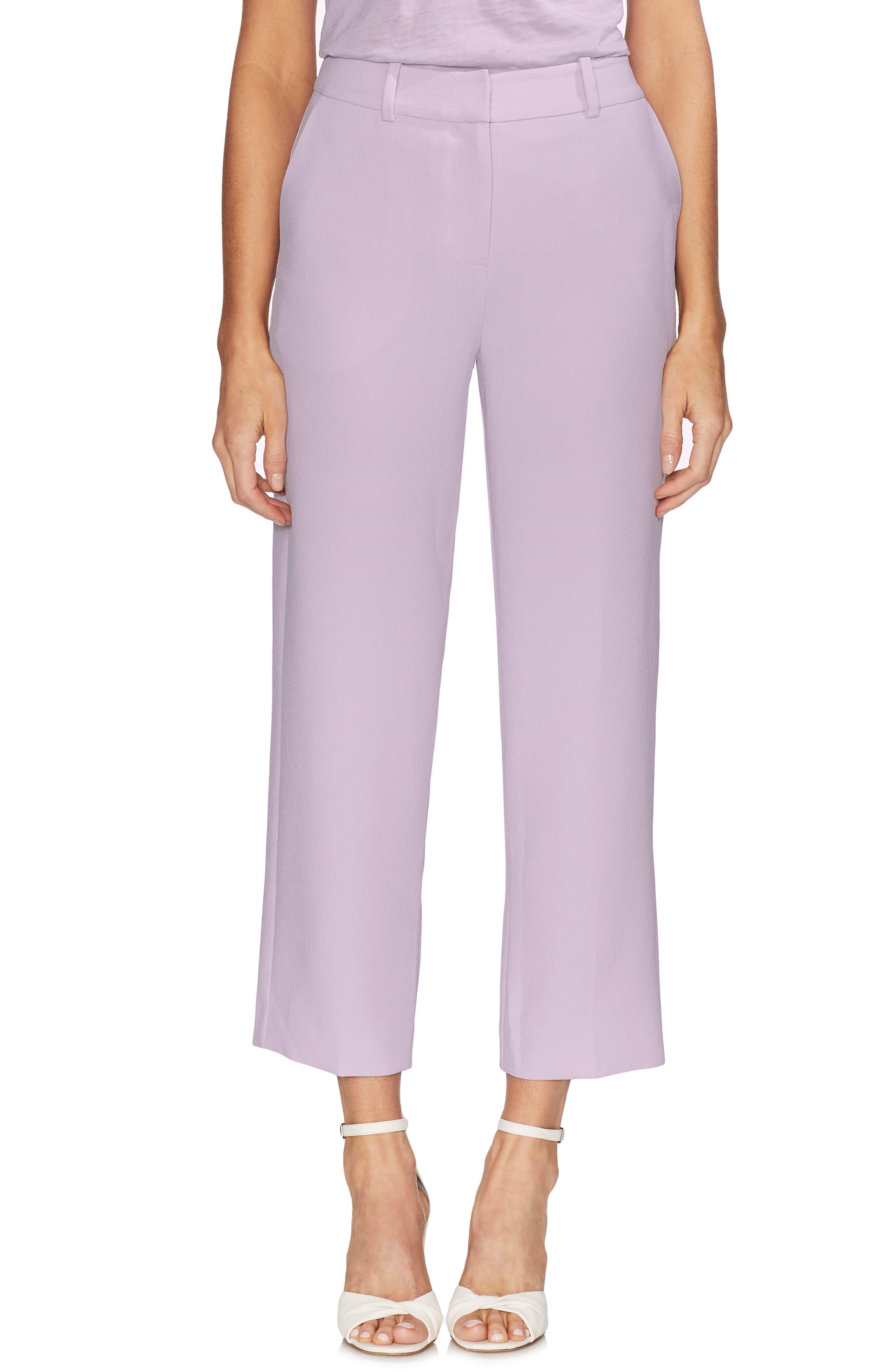 ,                             Parisian Crepe Trousers,                             Main thumbnail 14, color,                             522