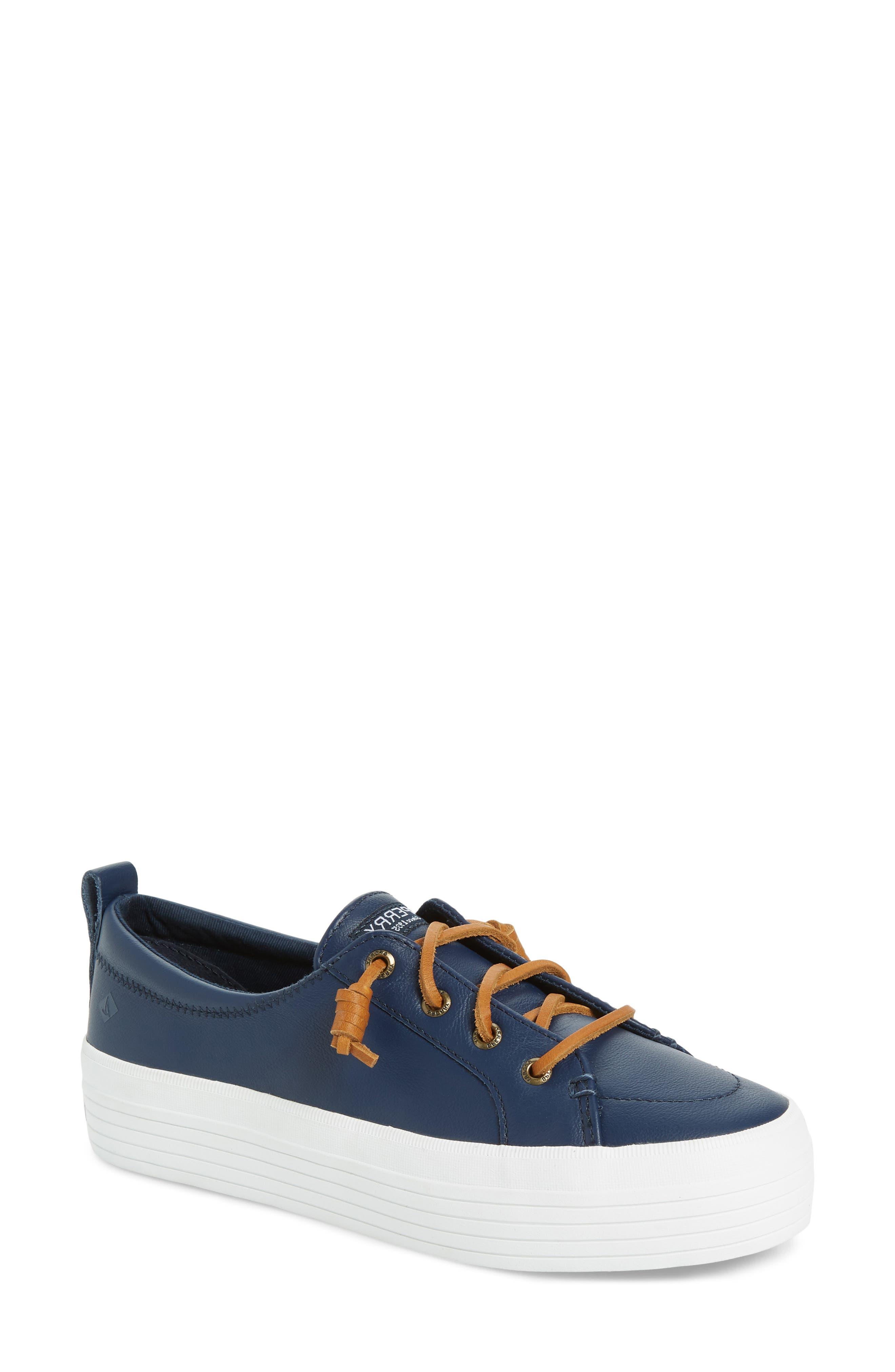 Sperry Crest Vibe Platform Sneaker (Women)