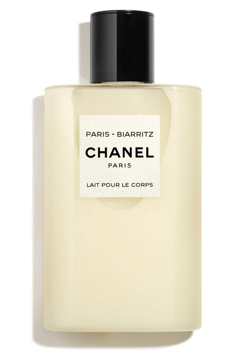 CHANEL LES EAUX DE CHANEL PARIS-BIARRITZ <br />Perfumed Body Lotion, Main, color, NO COLOR