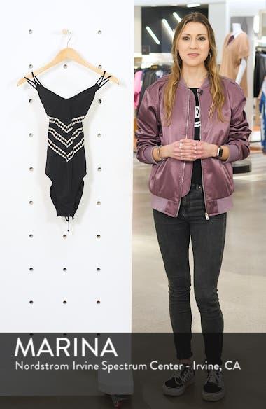 Naomi Crisscross One-Piece Swimsuit, sales video thumbnail