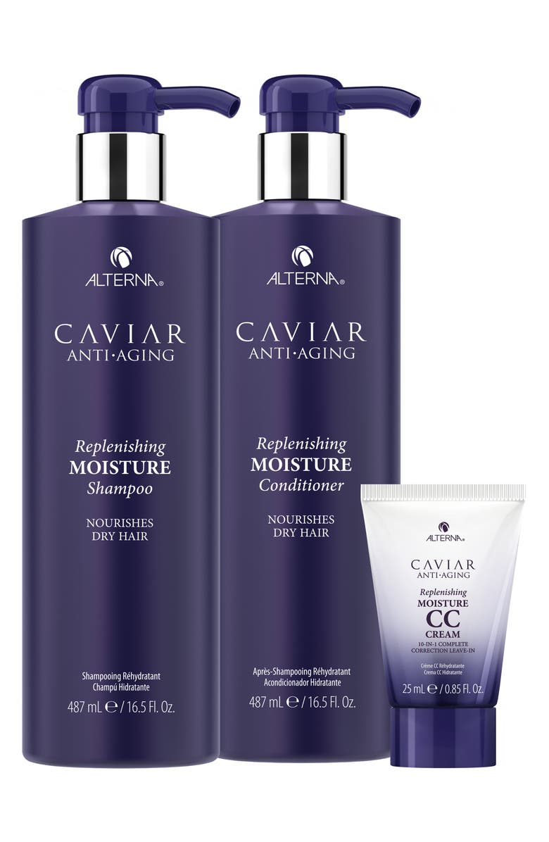Alterna Caviar Set