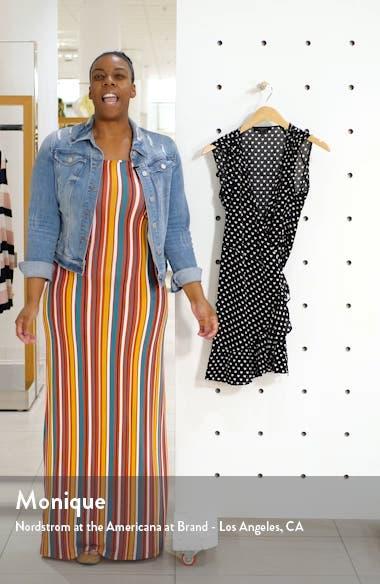 Krystal Wrap Dress, sales video thumbnail