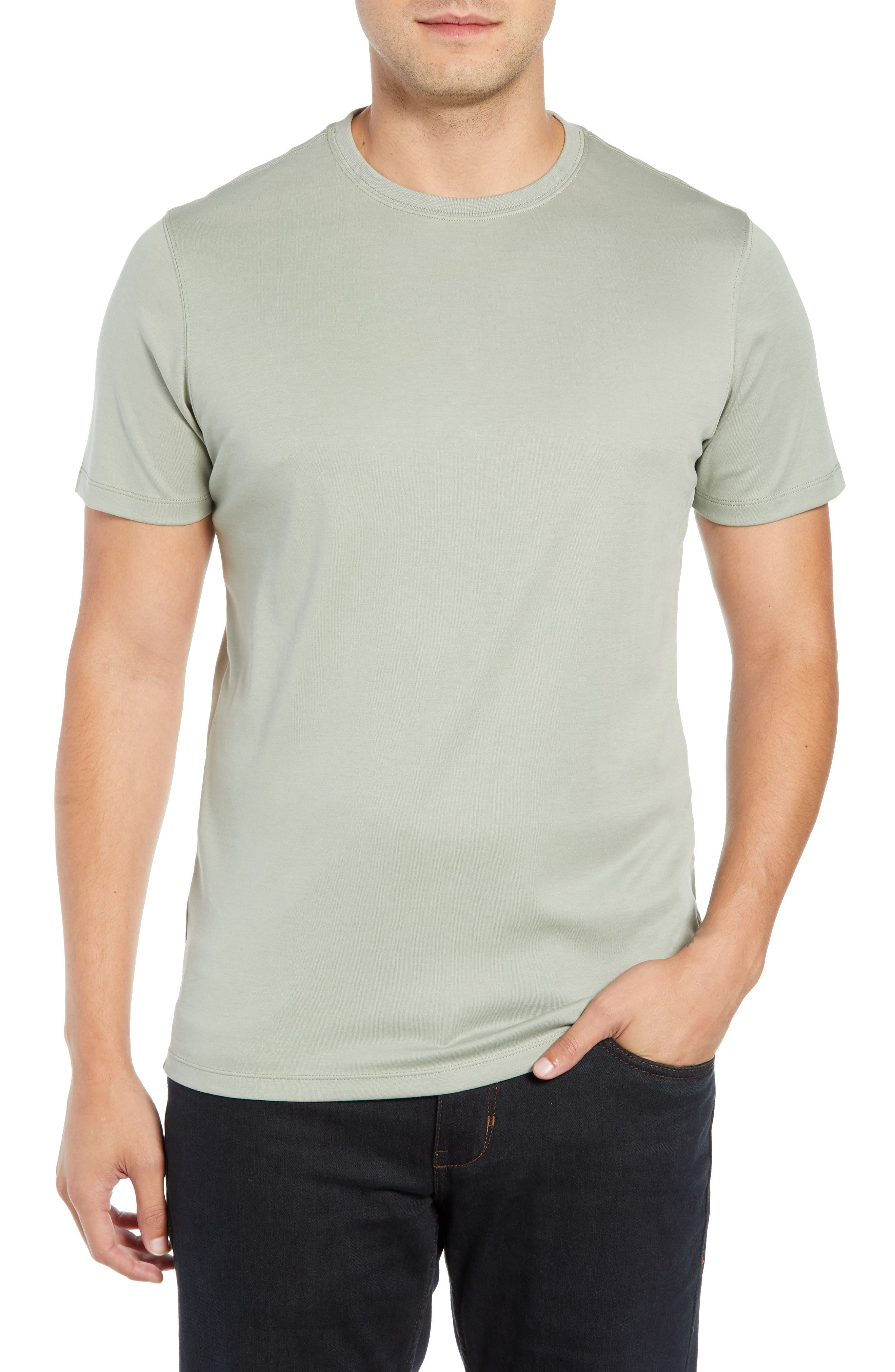,                             Georgia Crewneck T-Shirt,                             Main thumbnail 48, color,                             353