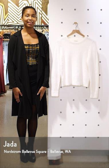 Eyelash Crewneck Sweater, sales video thumbnail
