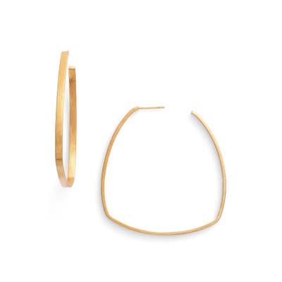 Dean Davidson Square Hoop Earrings