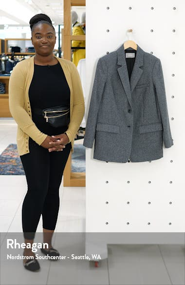 The Oversize Blazer, sales video thumbnail