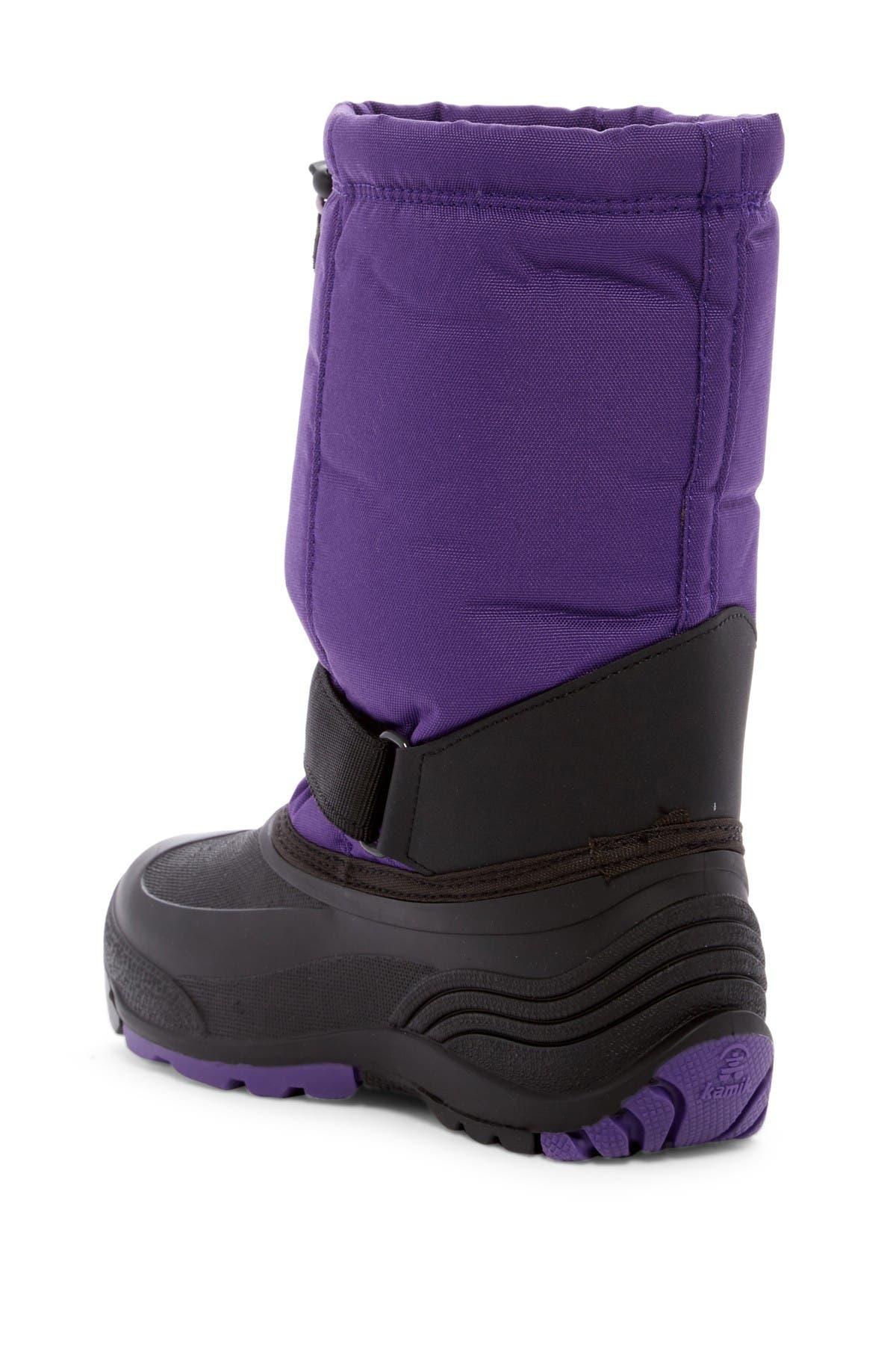 Kamik Rocket Waterproof Snow Boot