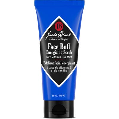 Jack Black Face Buff Energizing Scrub, oz