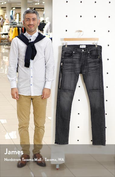 Trafford Slim Straight Leg Jeans, sales video thumbnail