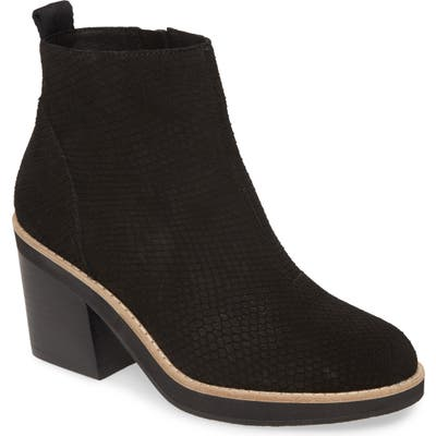 Eileen Fisher Ozma Bootie- Black