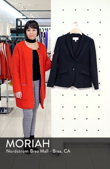 Julea Stretch Wool Jacket, sales video thumbnail