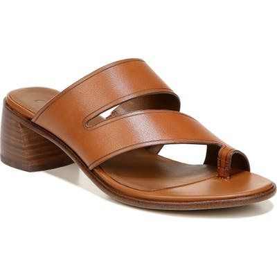 27 Edit Karyl Slide Sandal- Brown