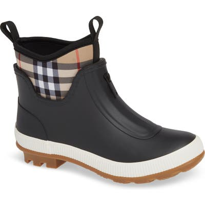 Burberry Flinton Rain Boot