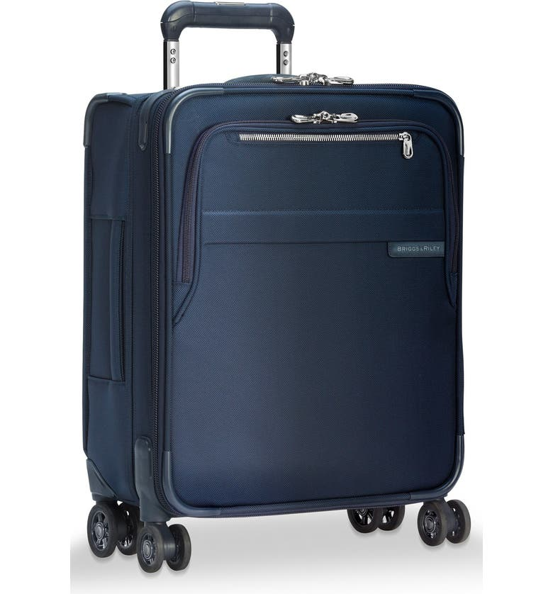 BRIGGS & RILEY 21-Inch Baseline International Rolling Carry-On, Main, color, 410