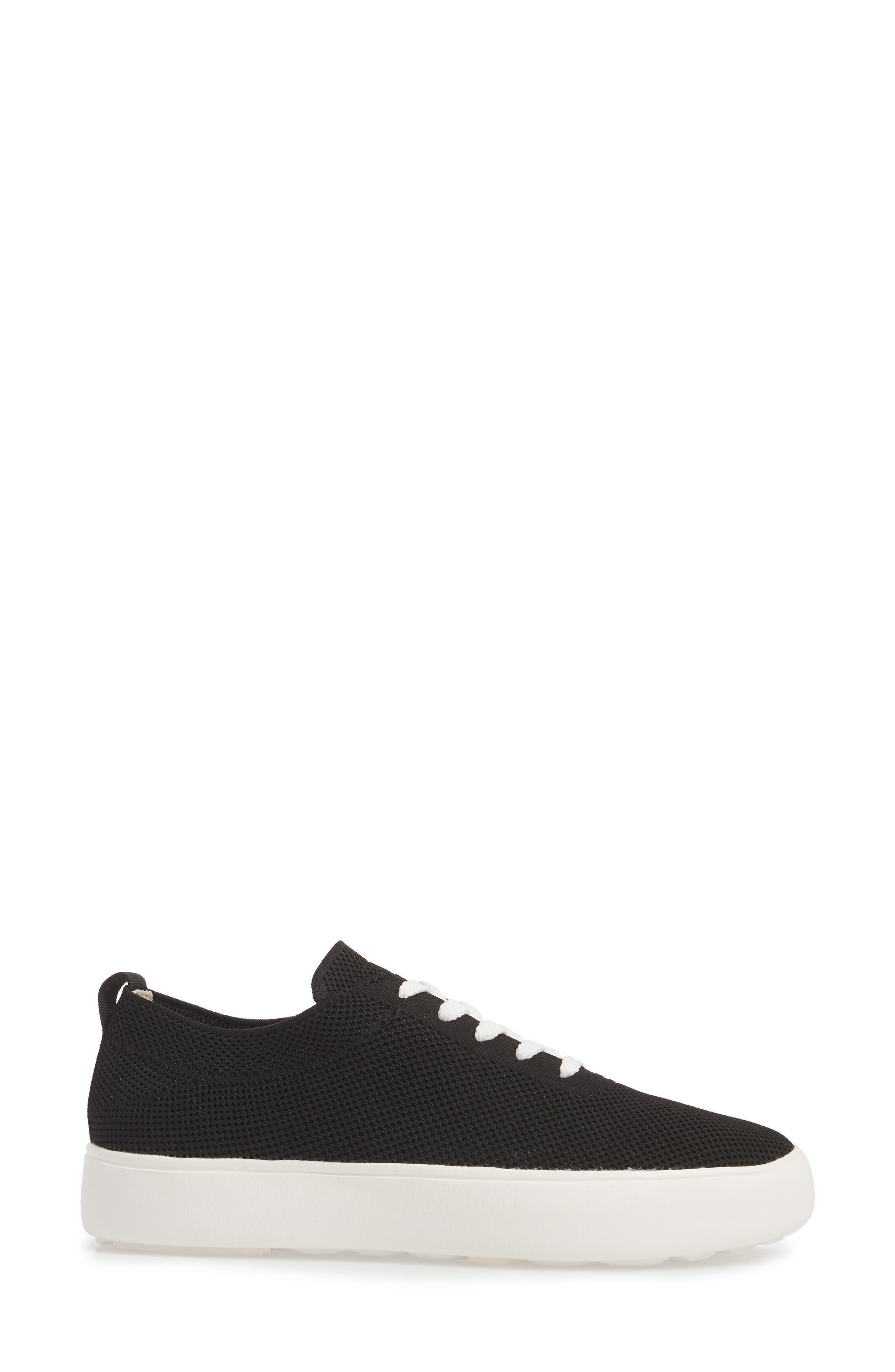 ,                             Hope Sneaker,                             Alternate thumbnail 3, color,                             BLACK