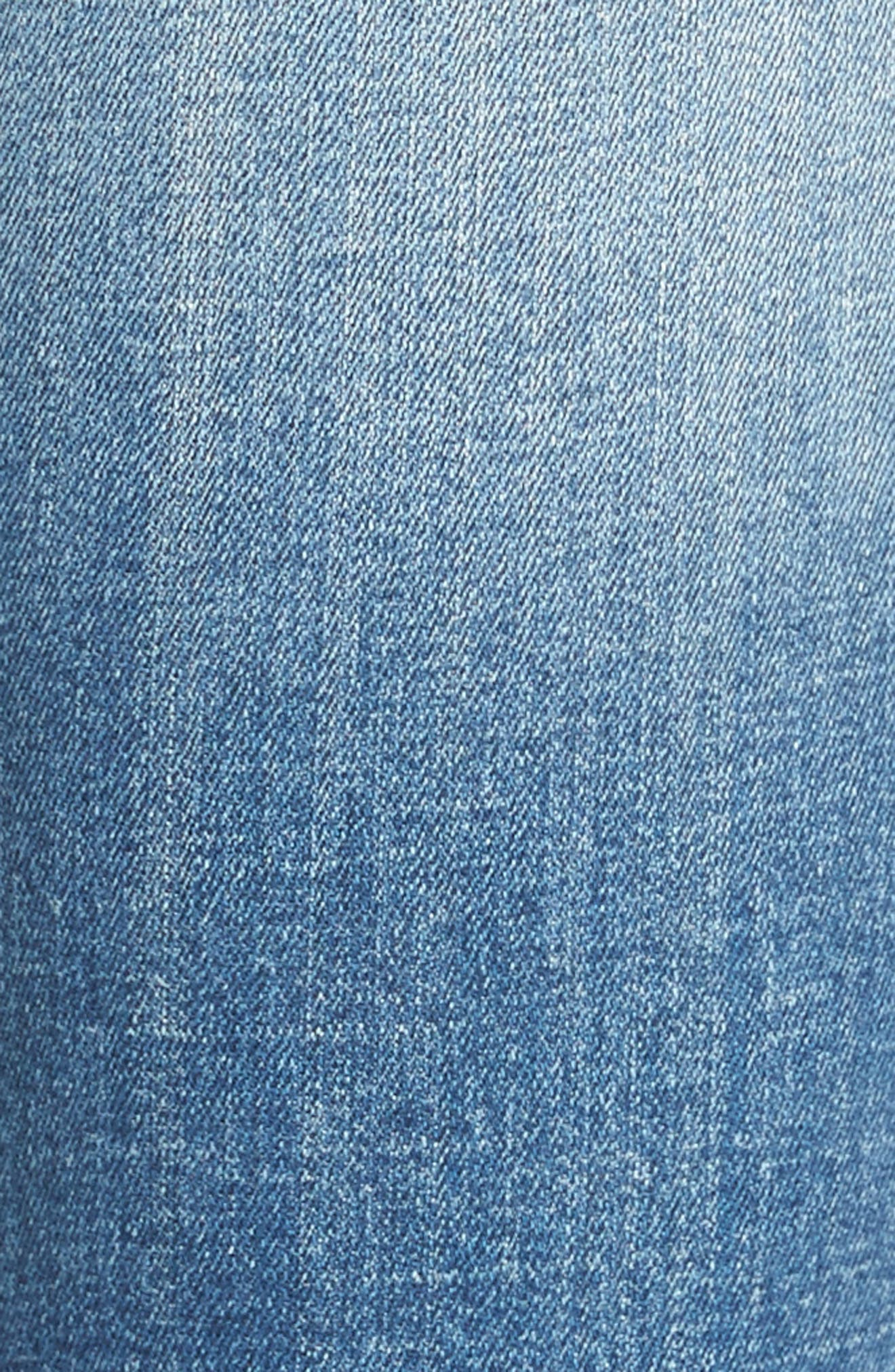 ,                             Chelsea Distressed Skinny Jeans,                             Alternate thumbnail 5, color,                             426