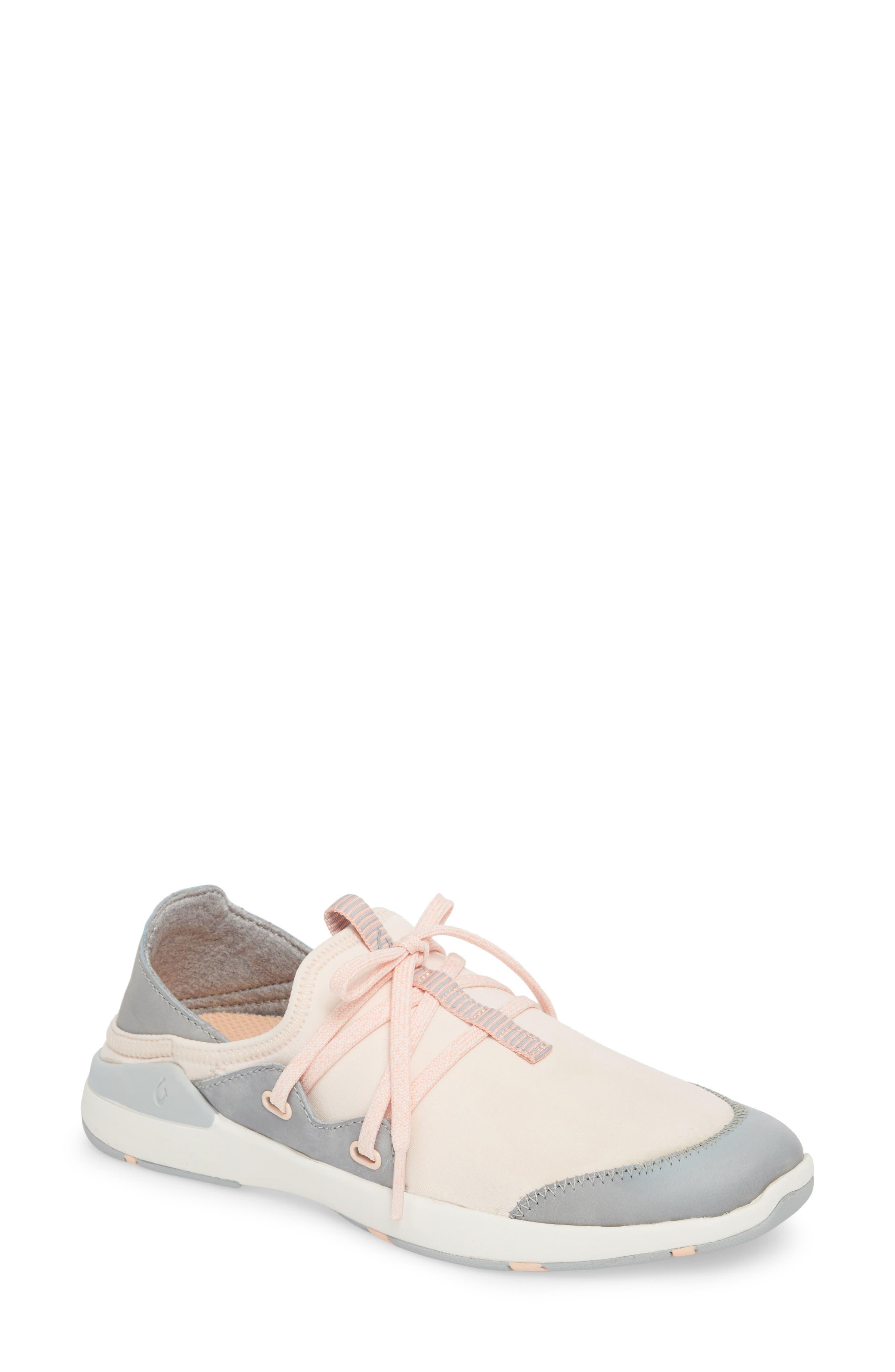 Olukai Miki Li Convertible Sneaker, Pink