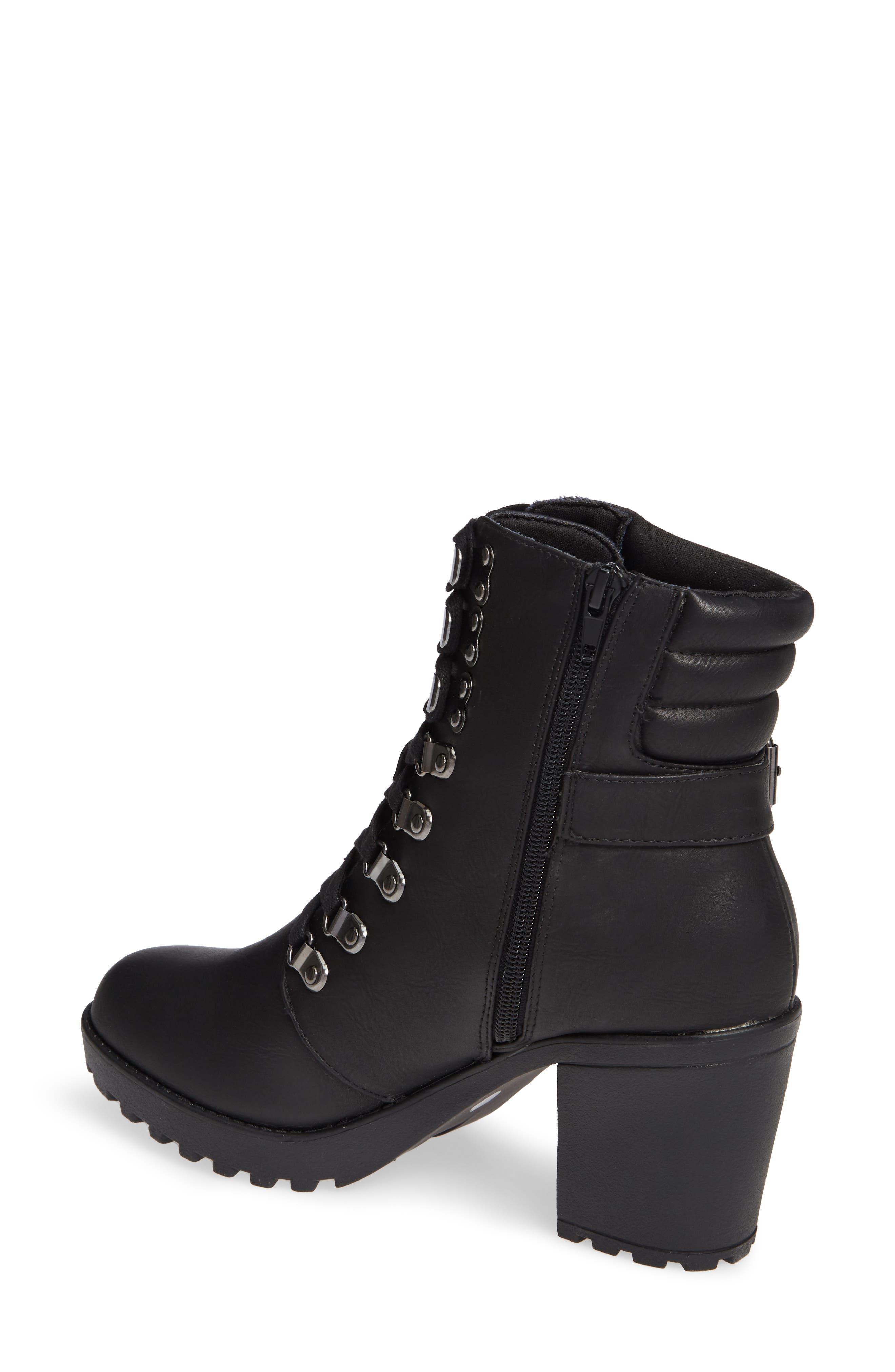 MIA   Floraa Lace-Up Boot   HauteLook