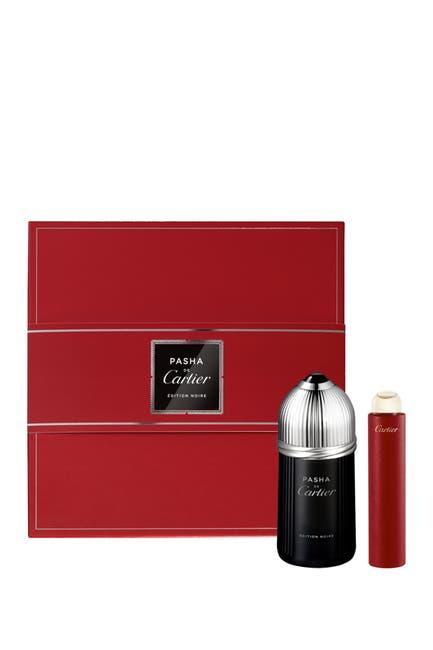 Image of Cartier Pasha de Cartier Edition Noire Set