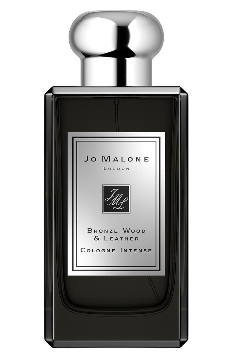 JO MALONE LONDON<SUP>™</SUP> Bronze Wood & Leather Cologne Intense, Main, color, NO COLOR