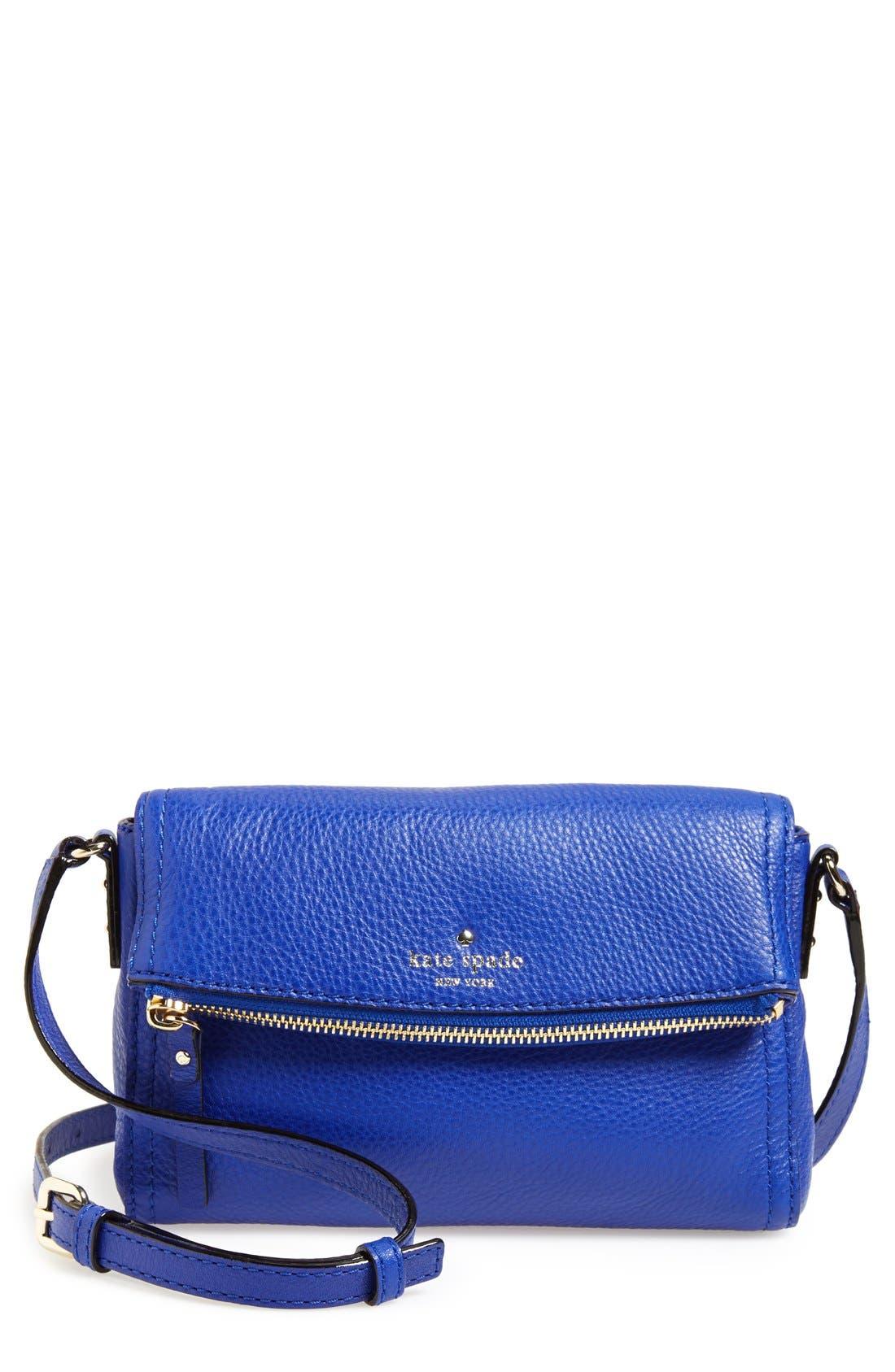 ,                             'cobble hill - mini carson' crossbody bag,                             Main thumbnail 31, color,                             400