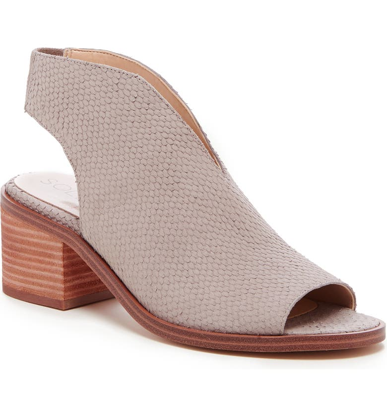 SOLE SOCIETY Terryn Sandal, Main, color, SMOKEY TAUPE LEATHER