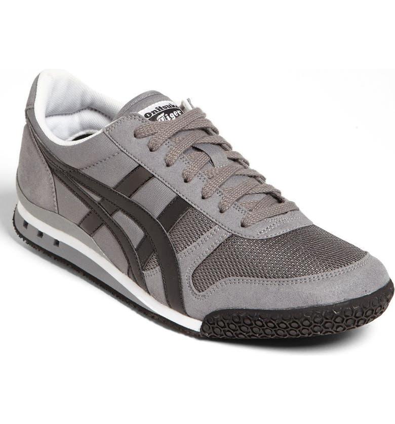 ONITSUKA TIGER<SUP>™</SUP> 'Ultimate 81<sup>™</sup>' Sneaker, Main, color, CHARCOAL/ BLACK
