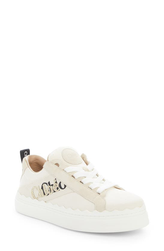 Chloé Sneakers LAUREN LOW TOP SNEAKER