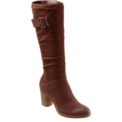 Softwalk Know Tall Boot- Brown