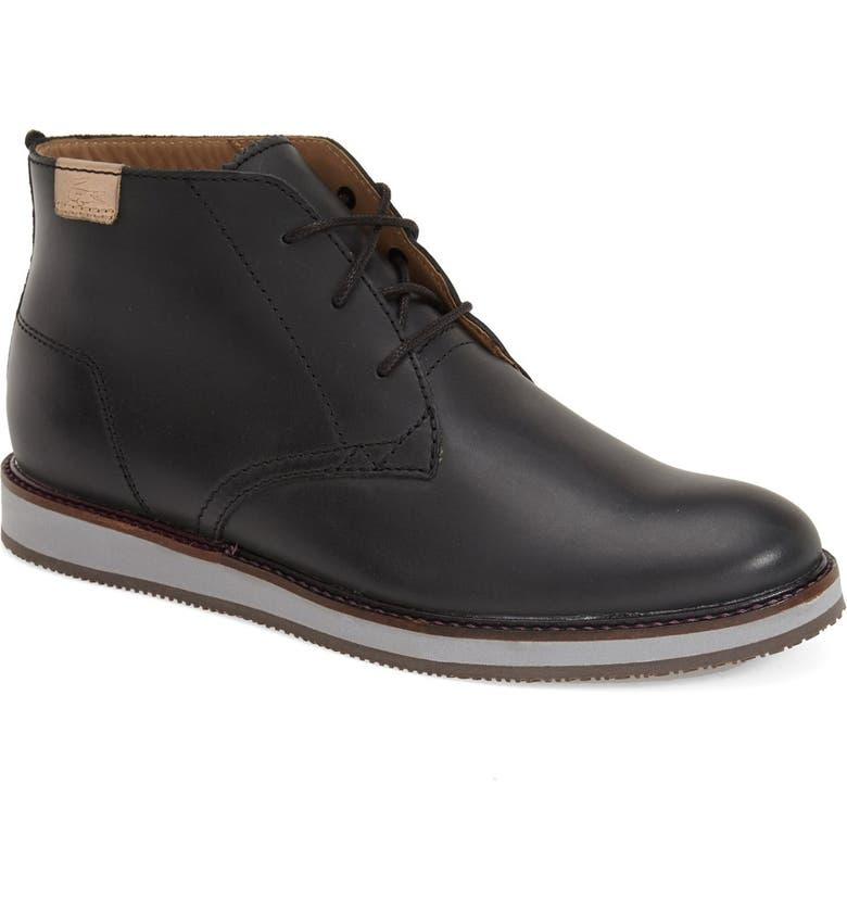 58a230a16a5 Lacoste 'Millard' Chukka Boot (Men)   Nordstrom