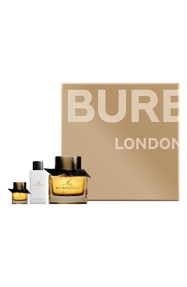 BURBERRY My Burberry Black Eau de Parfum, Main, color, 000