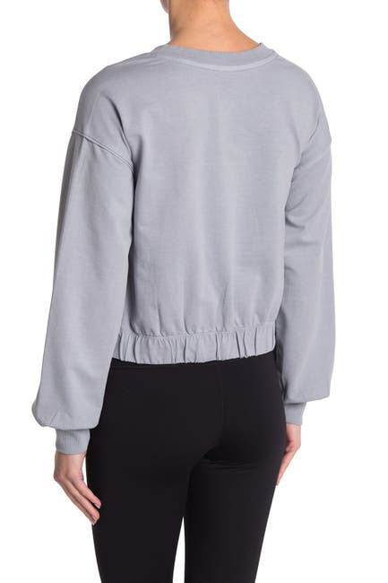 Image of Z By Zella Re-Gen V-Neck Pullover
