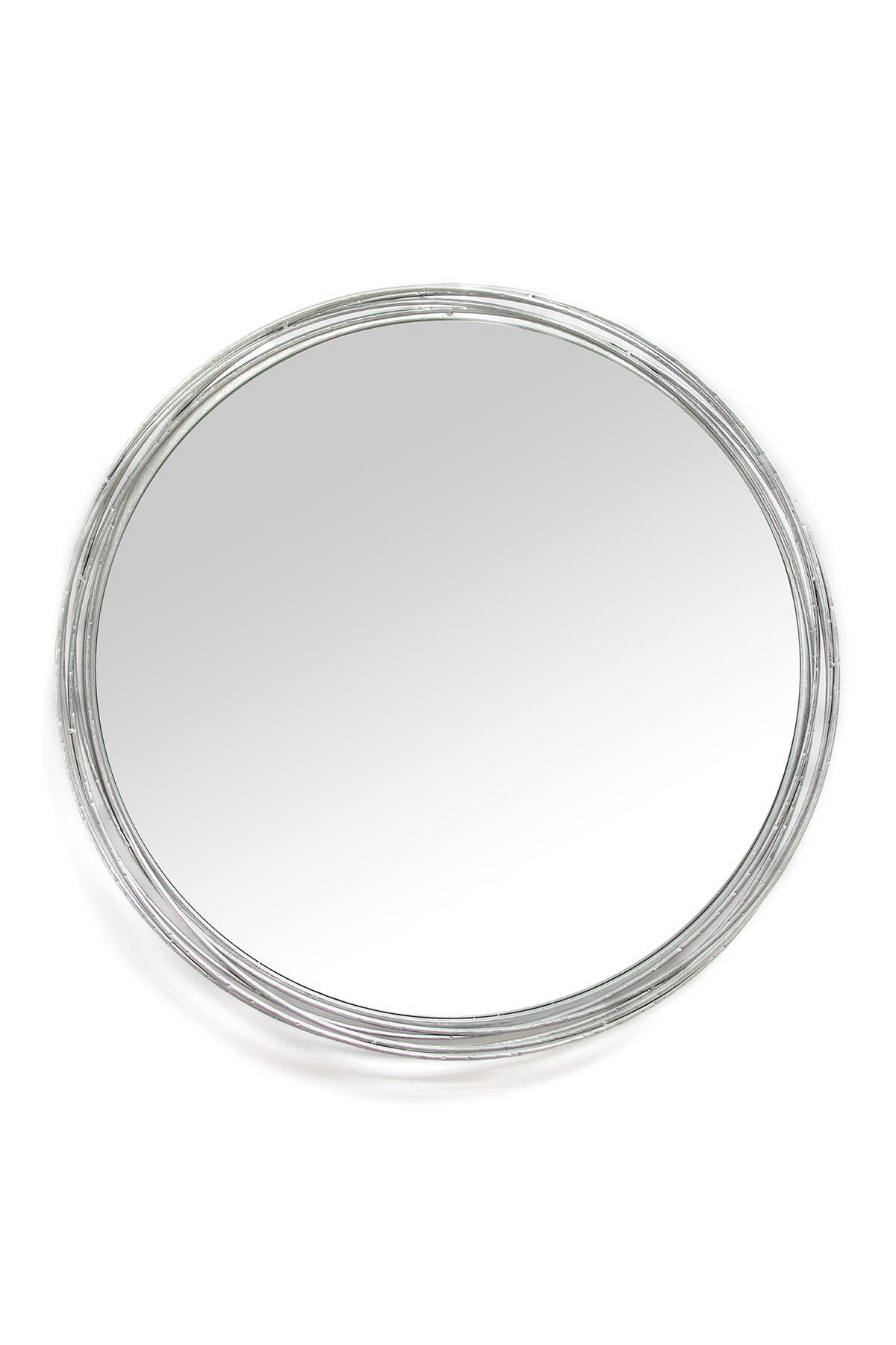 Image of Stratton Home Silver Jocelyn Wall Mirror