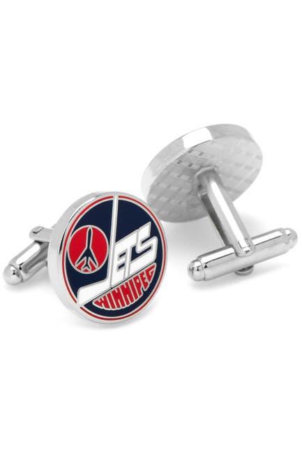 Image of Cufflinks Inc. NHL Vintage Winnipeg Jets Cuff Links