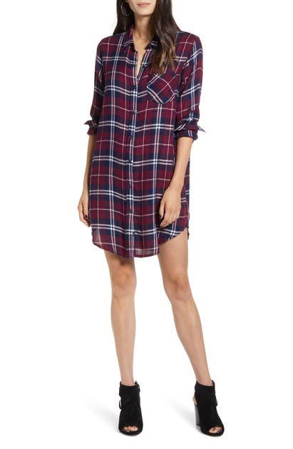 Rails Dresses BIANCA SHIRTDRESS