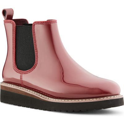 Cougar Kensington Chelsea Rain Boot, Burgundy