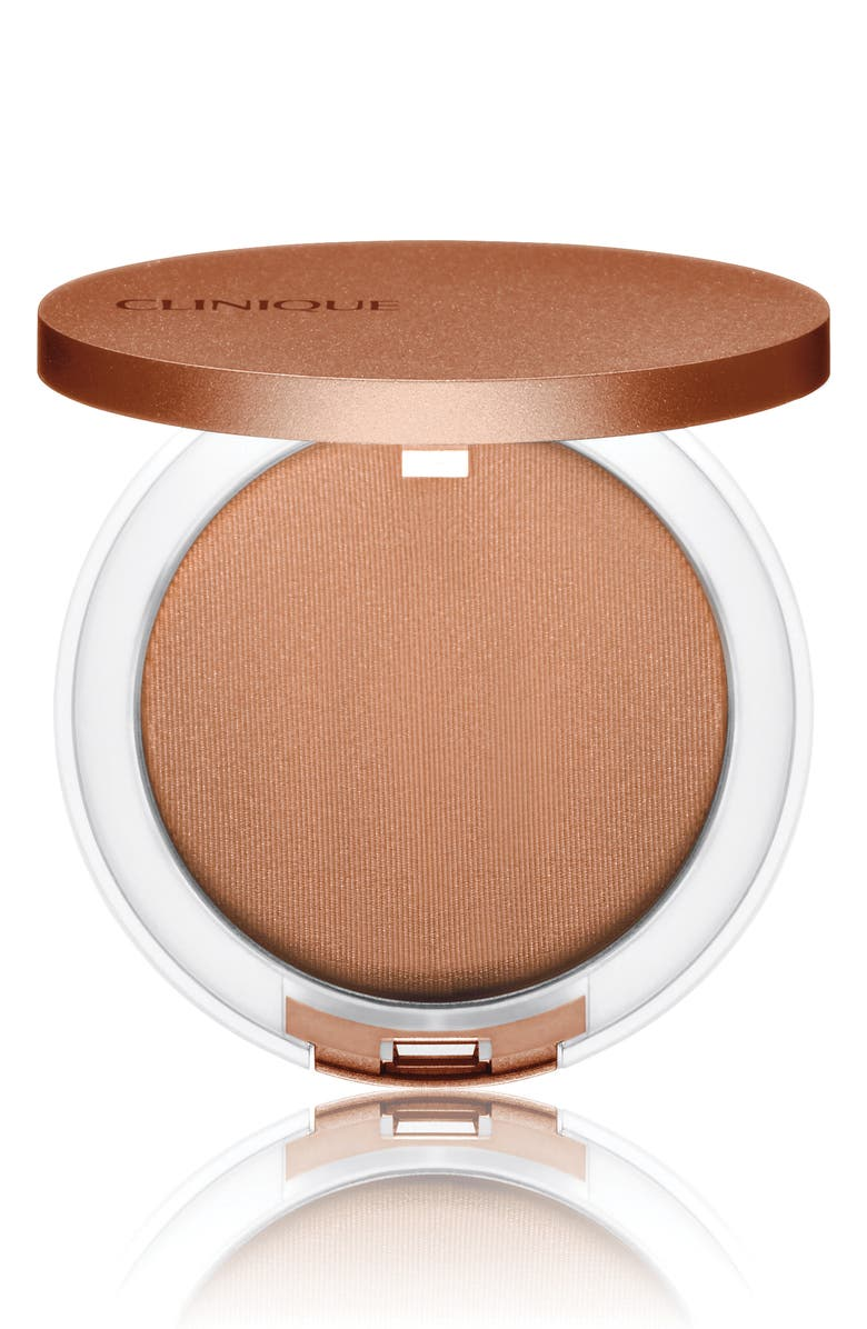 CLINIQUE True Bronze Pressed Powder Bronzer, Main, color, SUNKISSED