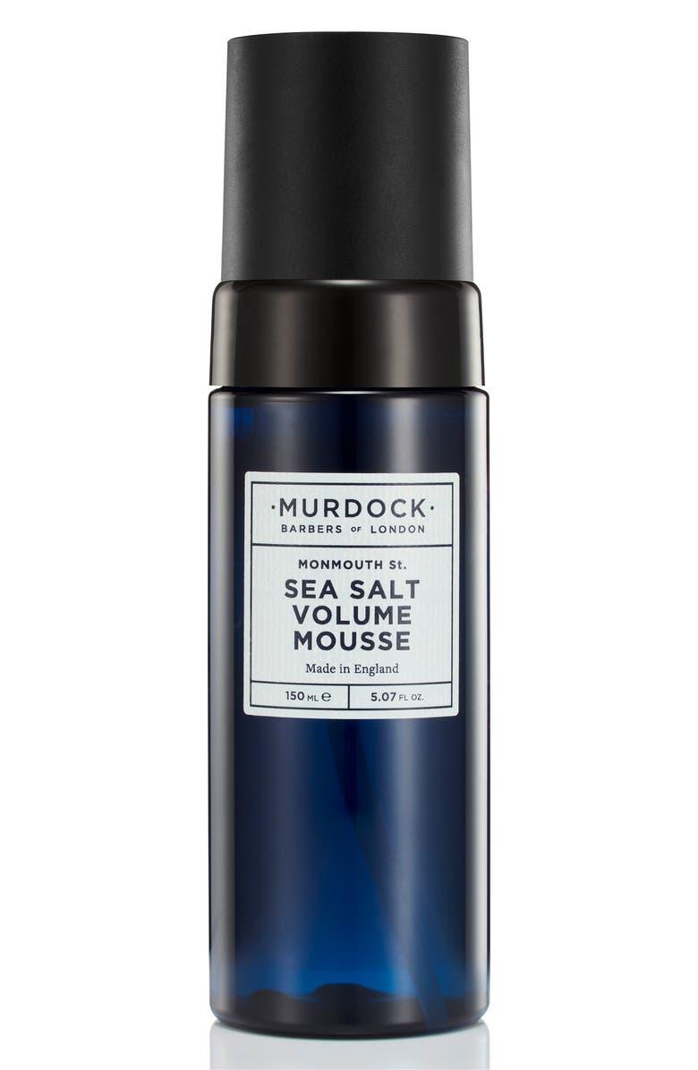 MURDOCK LONDON Sea Salt Volume Mousse, Main, color, NO COLOR